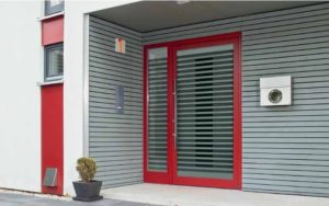 Puertas de entrada acristaladas Hörmann Ruizdoors
